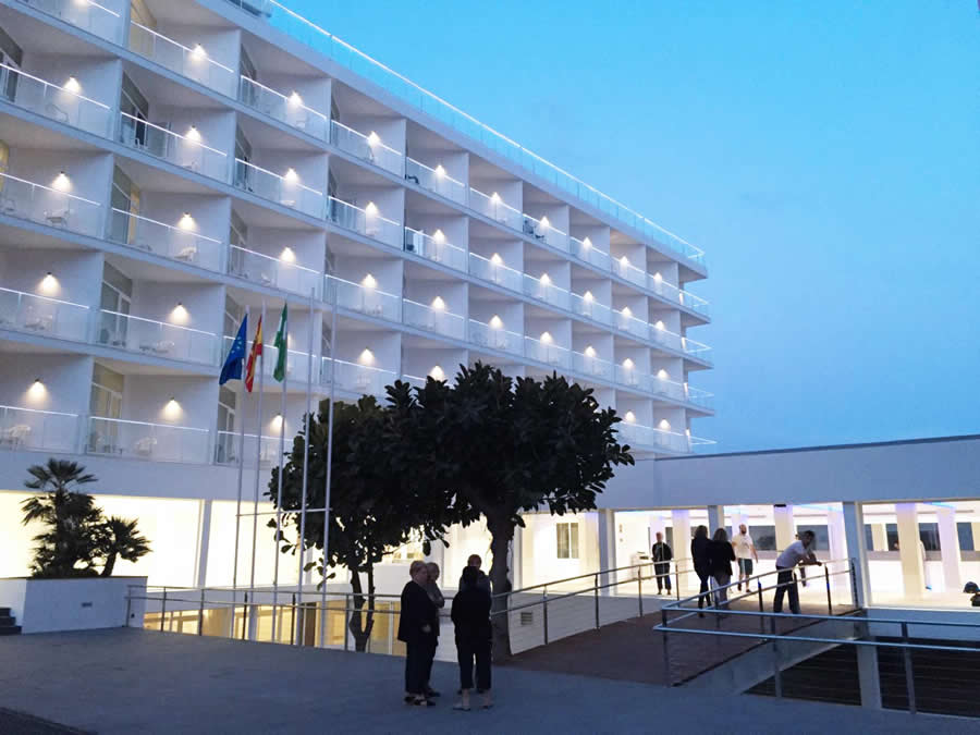 BENALMADENA - 4* Hotel Ibersol Alay