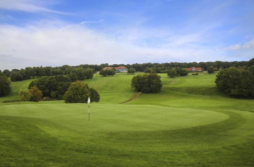 AA Saint-Omer Golf Club, Saint Omer, Northern France