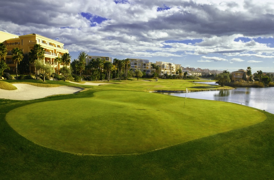 ALICANTE – 4* Hotel Husa Golf Resort