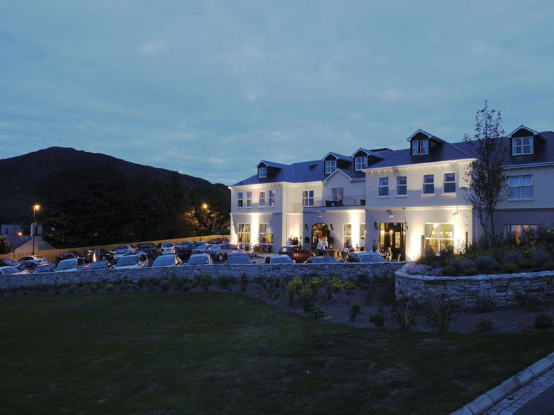 Ballyliffin Lodge And Spa Hotel, Ballyliffin