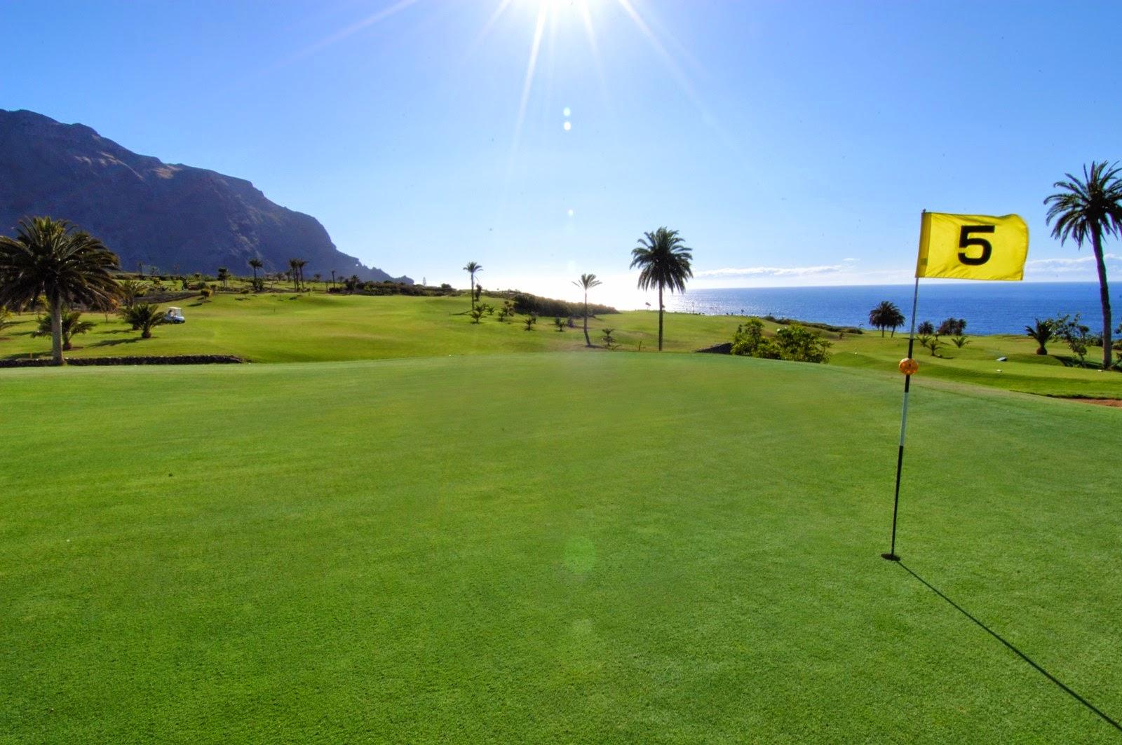 Buenavista Golf, North East Tenerife