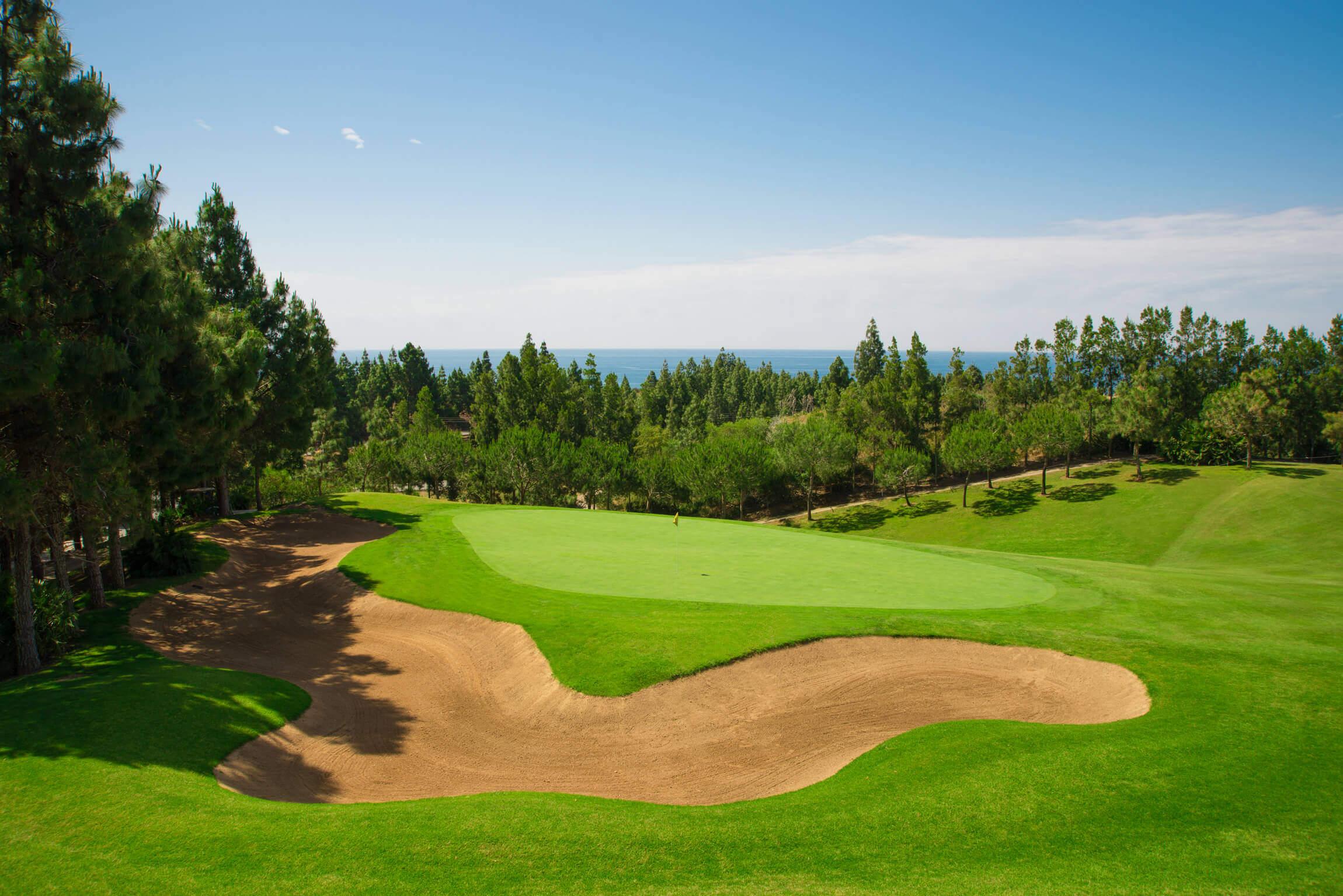 Chaparral Golf Club 4a