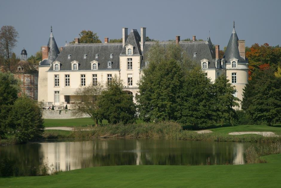 Chateau D'Augerville, Near Paris