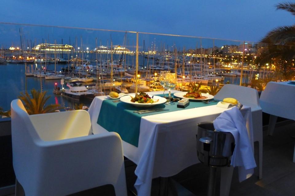 Costa Azul Hotel, Palma