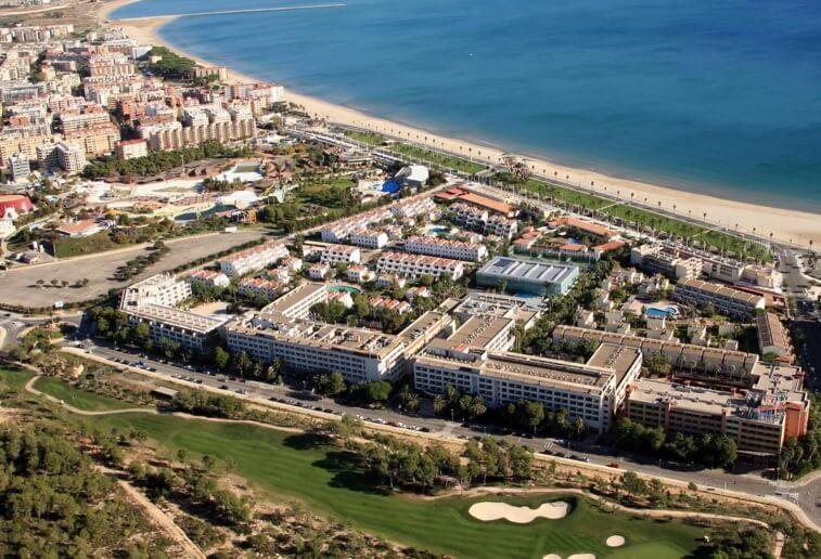 Costa Dorada, Spain