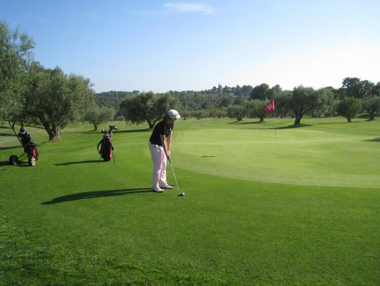 Costa Dorada Golf Club, Salou