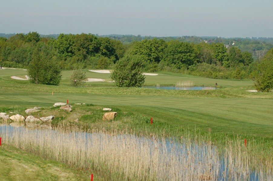 Crecy Golf, Near Paris