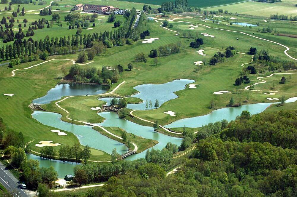 Crecy Golf Resort, Near Paris