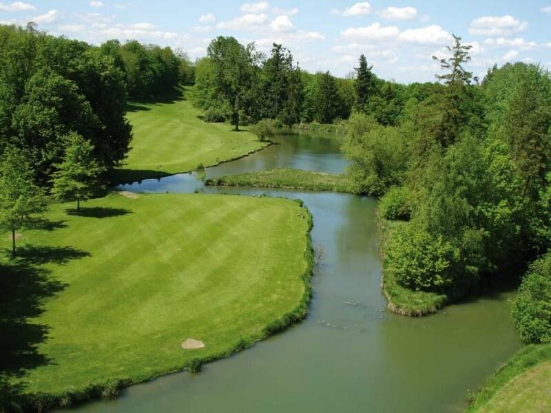 Domaine et Golf De Vaugouard, Near Paris