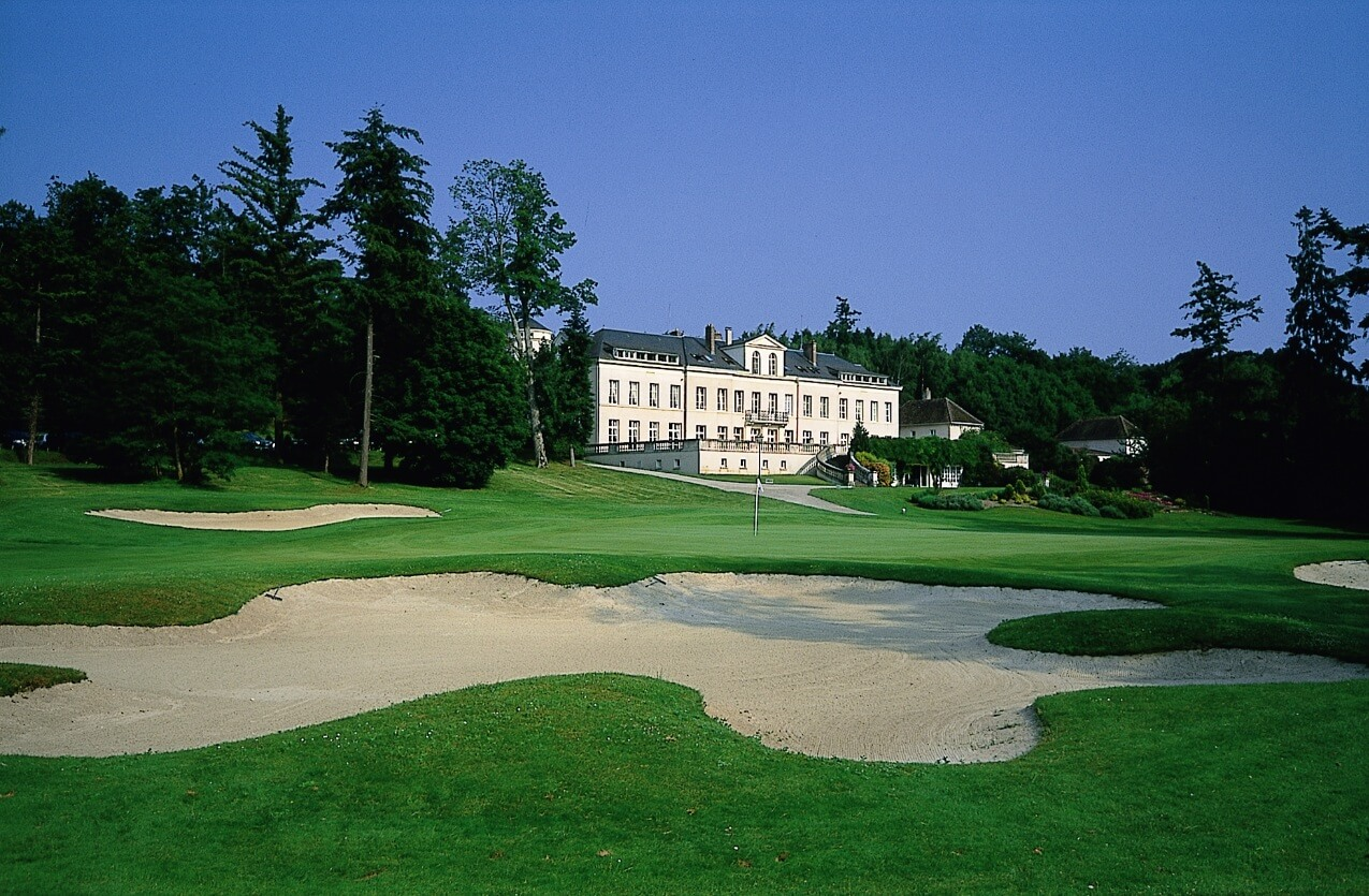 Domaine Et Golf De Vaugouard Golf, Near Paris