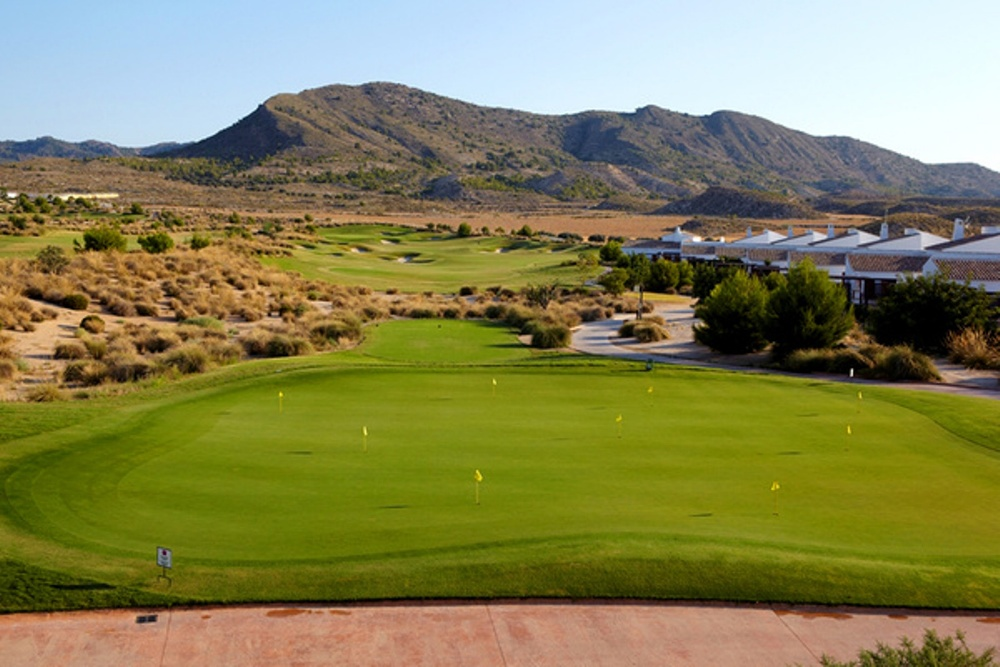 El Valle Golf, Murcia