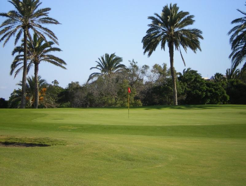 Golf Almerimar, Almerimar