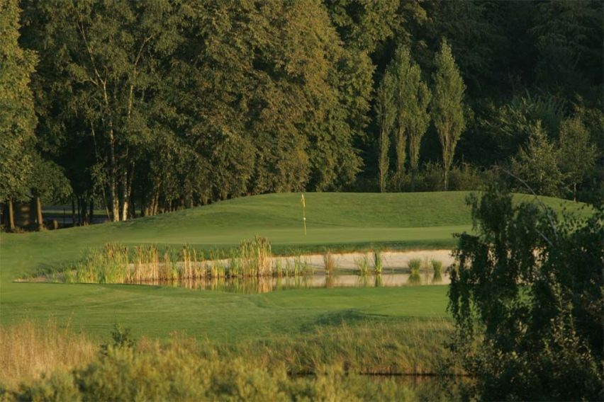 Golf d'Apremont, Near Paris