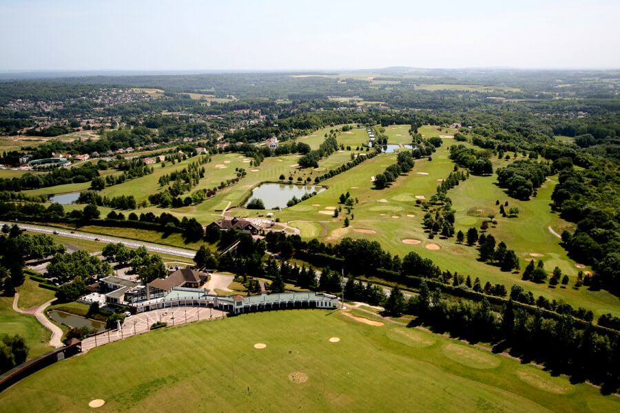 Golf Hotel de Mont Griffon, Near Paris