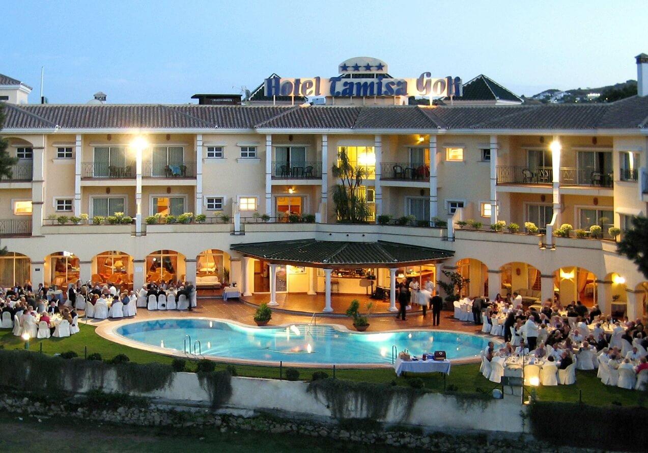 Hotel Tamisa Golf, Mijas