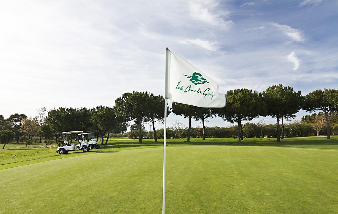 Isla Canela Golf, Huelva