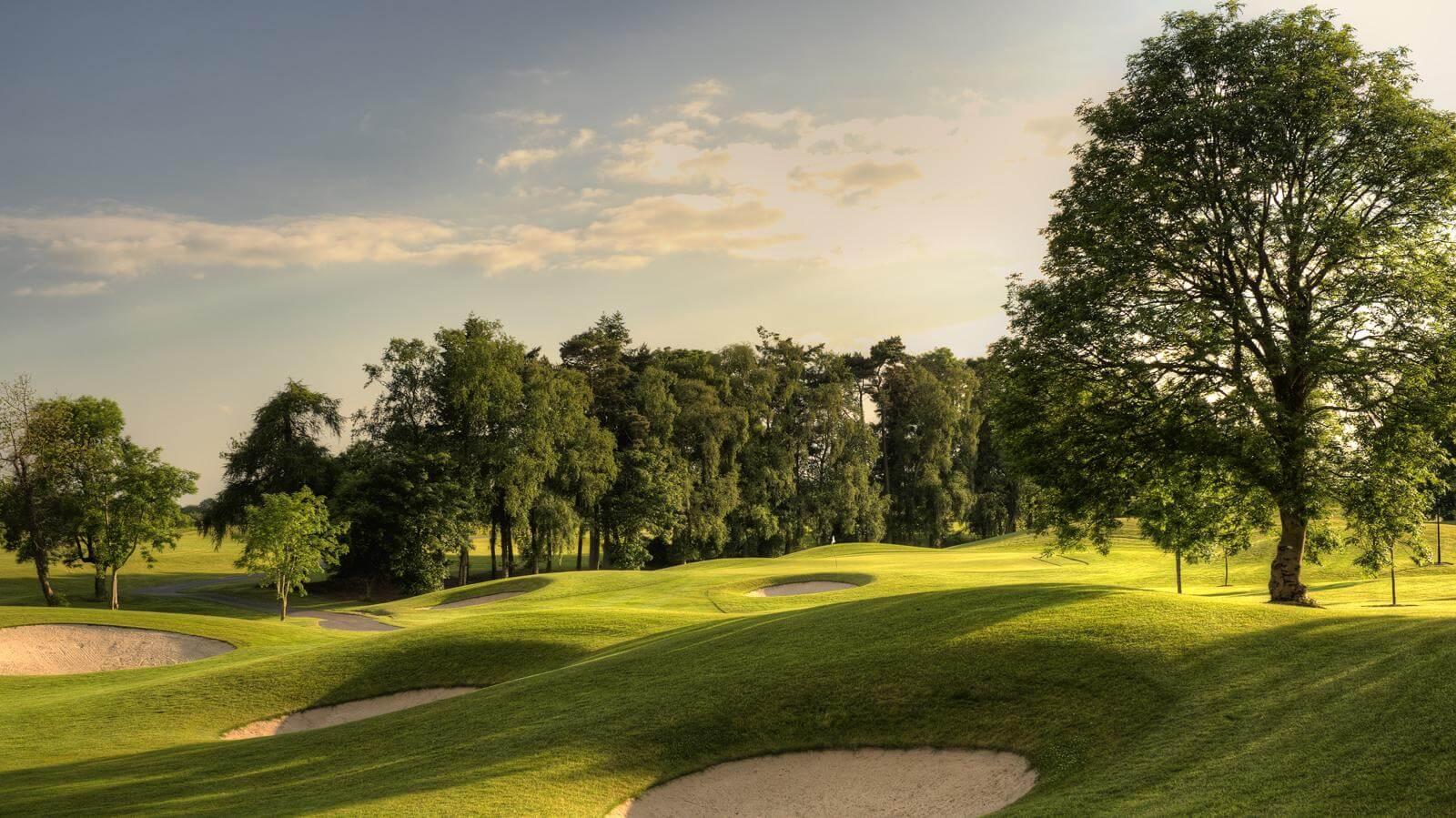 Knightsbrook Golf Resort, Nr. Dublin