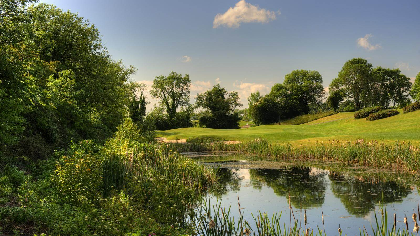 Knightsbrook Golf Resort, Nr. Dublin