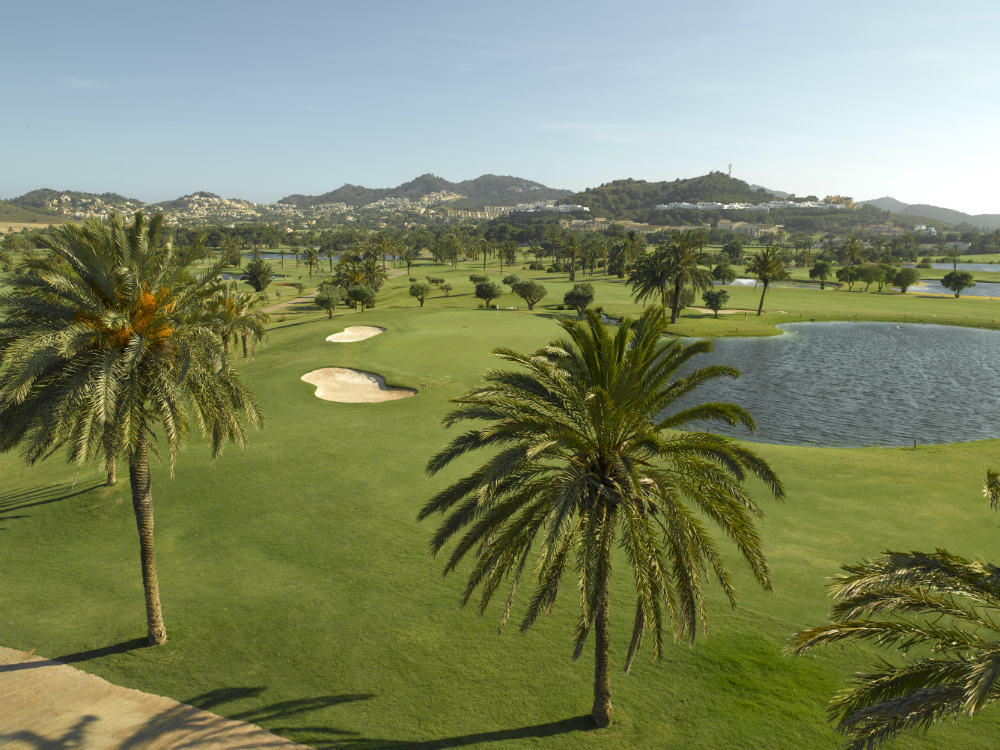 La Manga Golf, Near Murcia