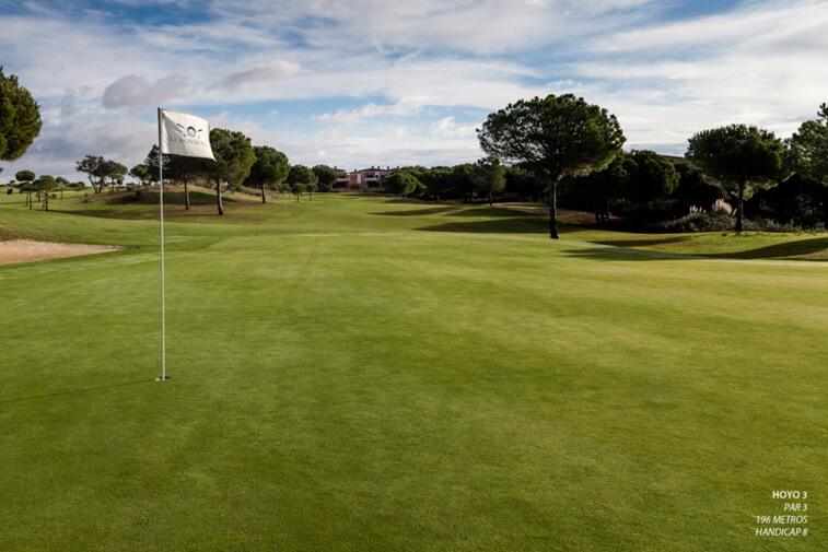 La Monacilla Golf, Huelva