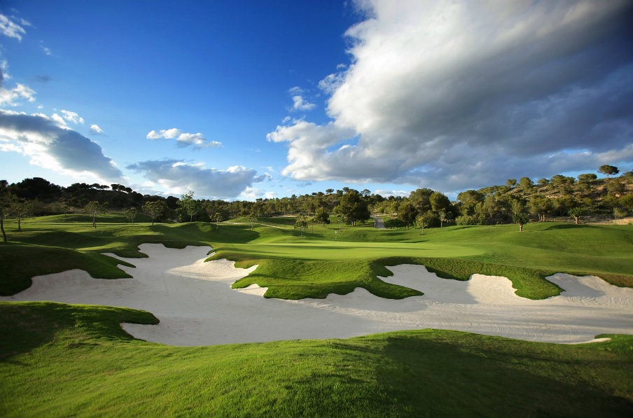 Las Colinas Golf & Country Club, Campoamor