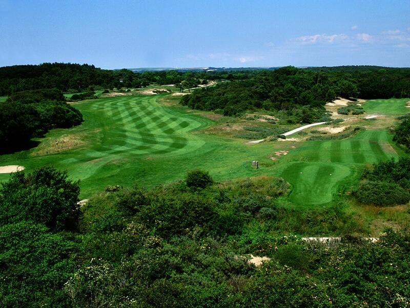 Le Touquet Golf Club (La Foret and La Mer), La Touquet, Northern France