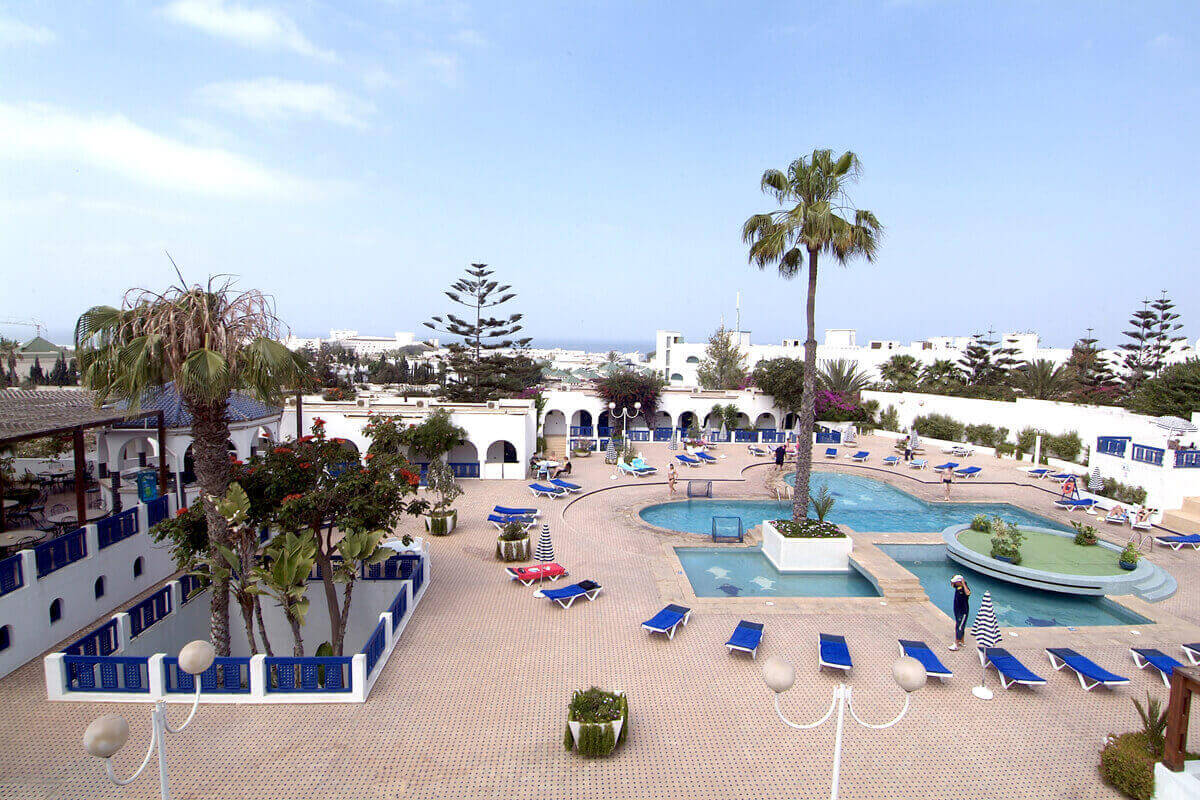 Les Omayades, Agadir