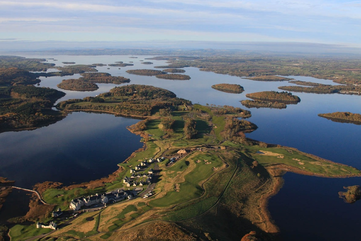 Lough Erne Golf Resort, Enniskillen, Northern Ireland