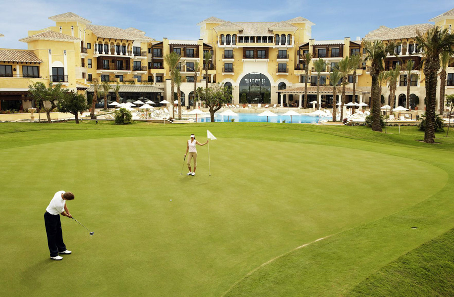 Mar Menor Golf Resort 1
