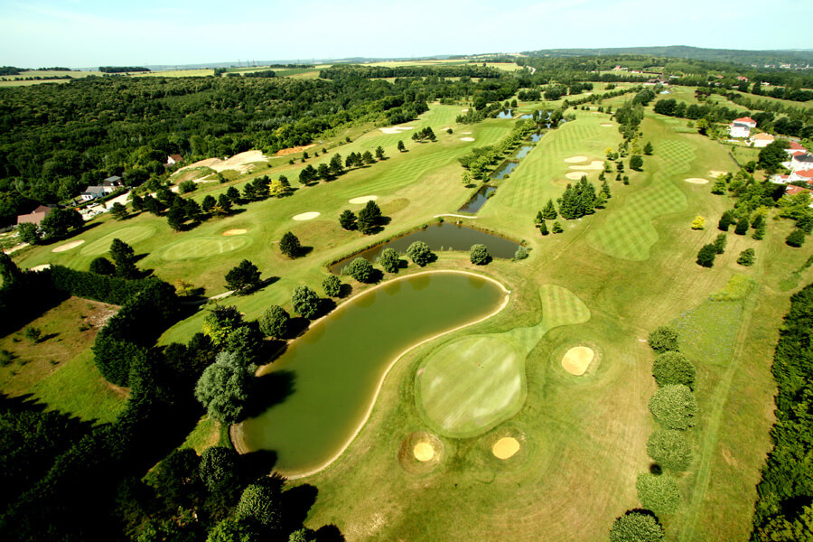 Mont Griffon Golf, Near Paris, France