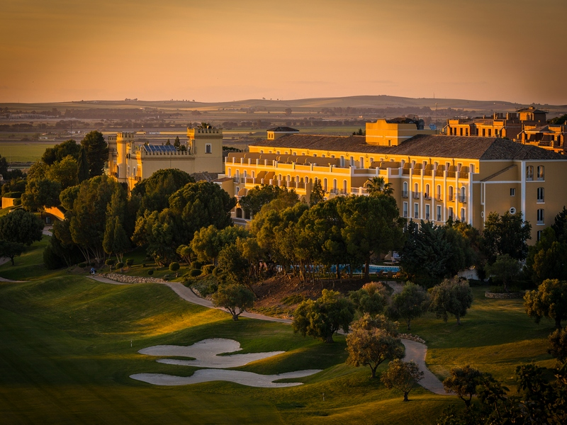 Montecastillo Golf Course, Jerez