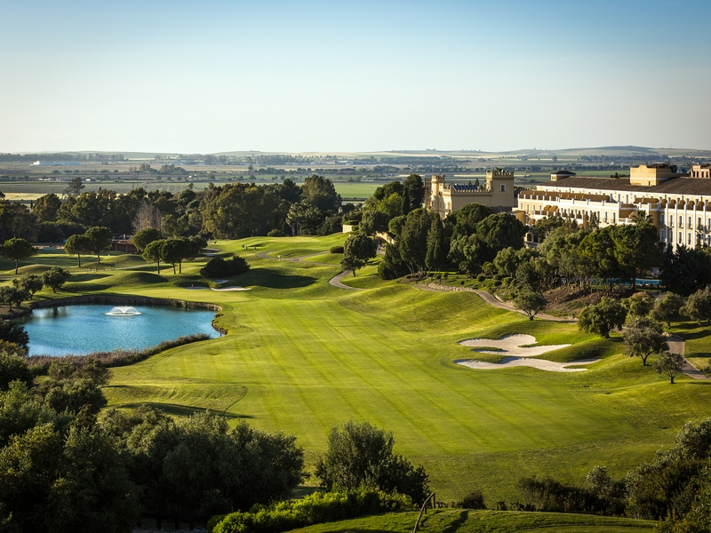Montecastillo Golf Resort, Jerez
