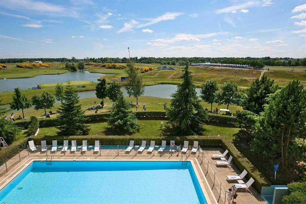 Novotel Saint Quentin Golf National, Near France