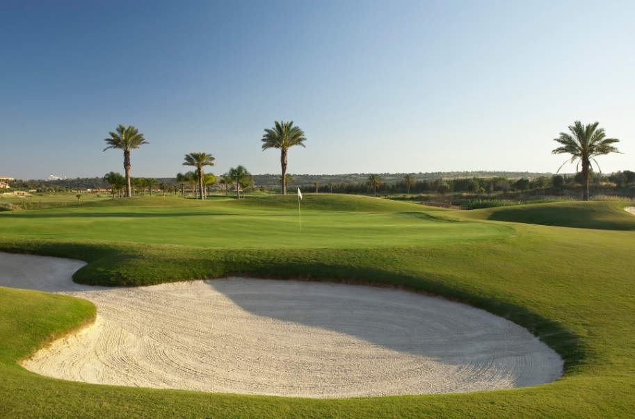 Oceanico O'Connor Course, Amendoeira Golf Resort