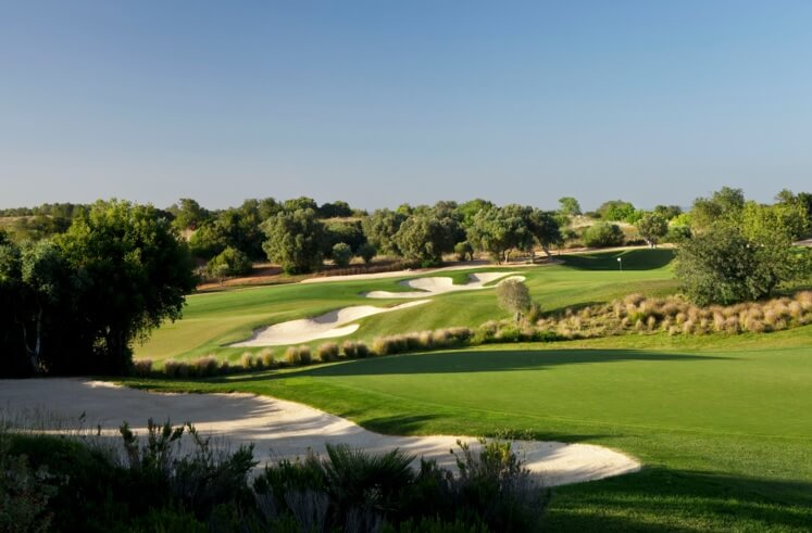 Oceancio Faldo, Amendoeira Golf Resort
