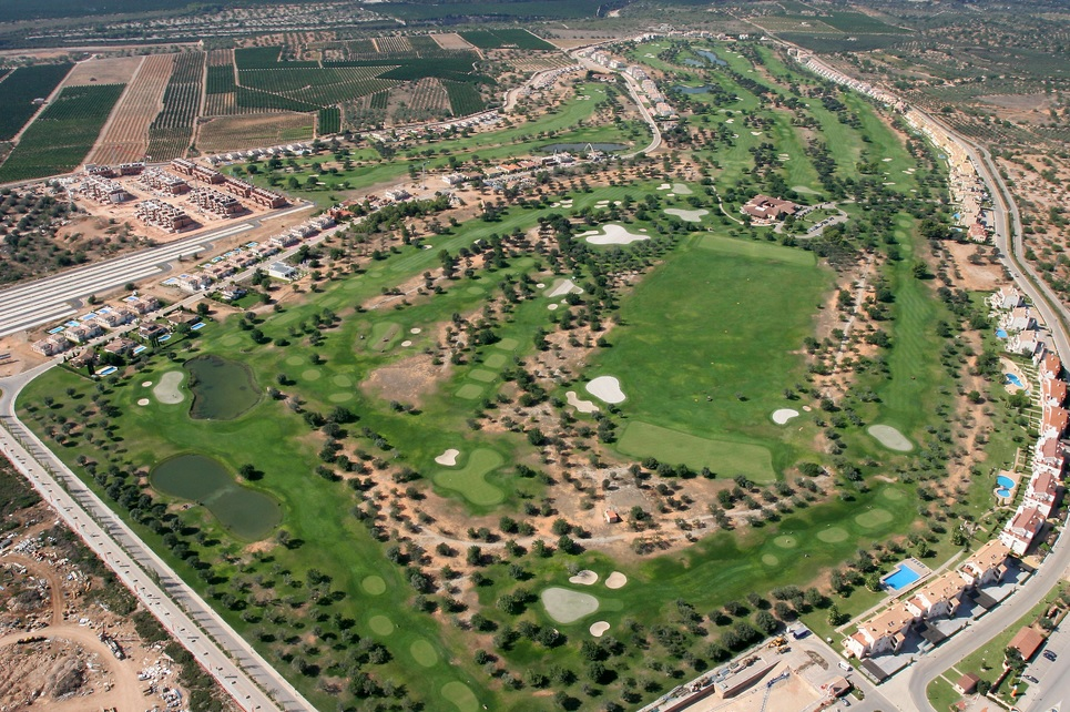 Panoramica Golf Club, Castellon