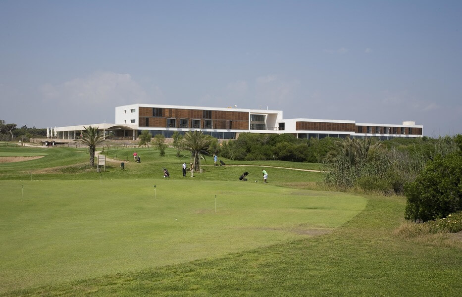 Parador Golf, Benalmadena