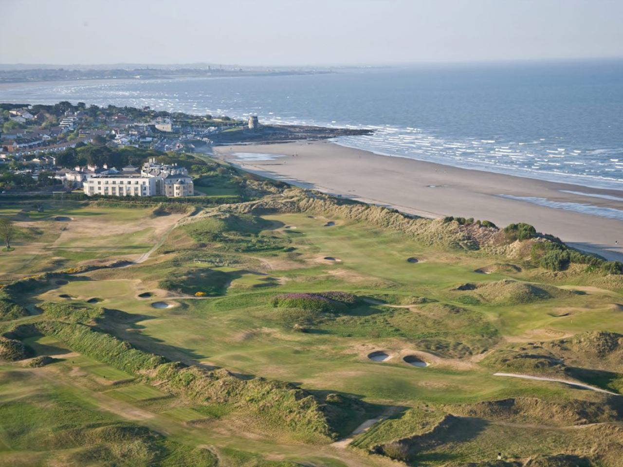 IRELAND - 4* Portmarnock Hotel & Golf Links