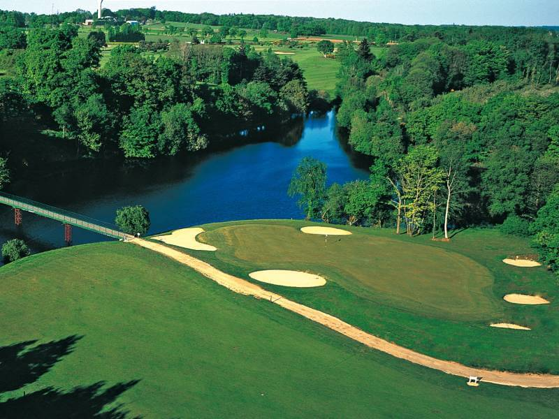 Saint Malo Golf Resort, Brittany