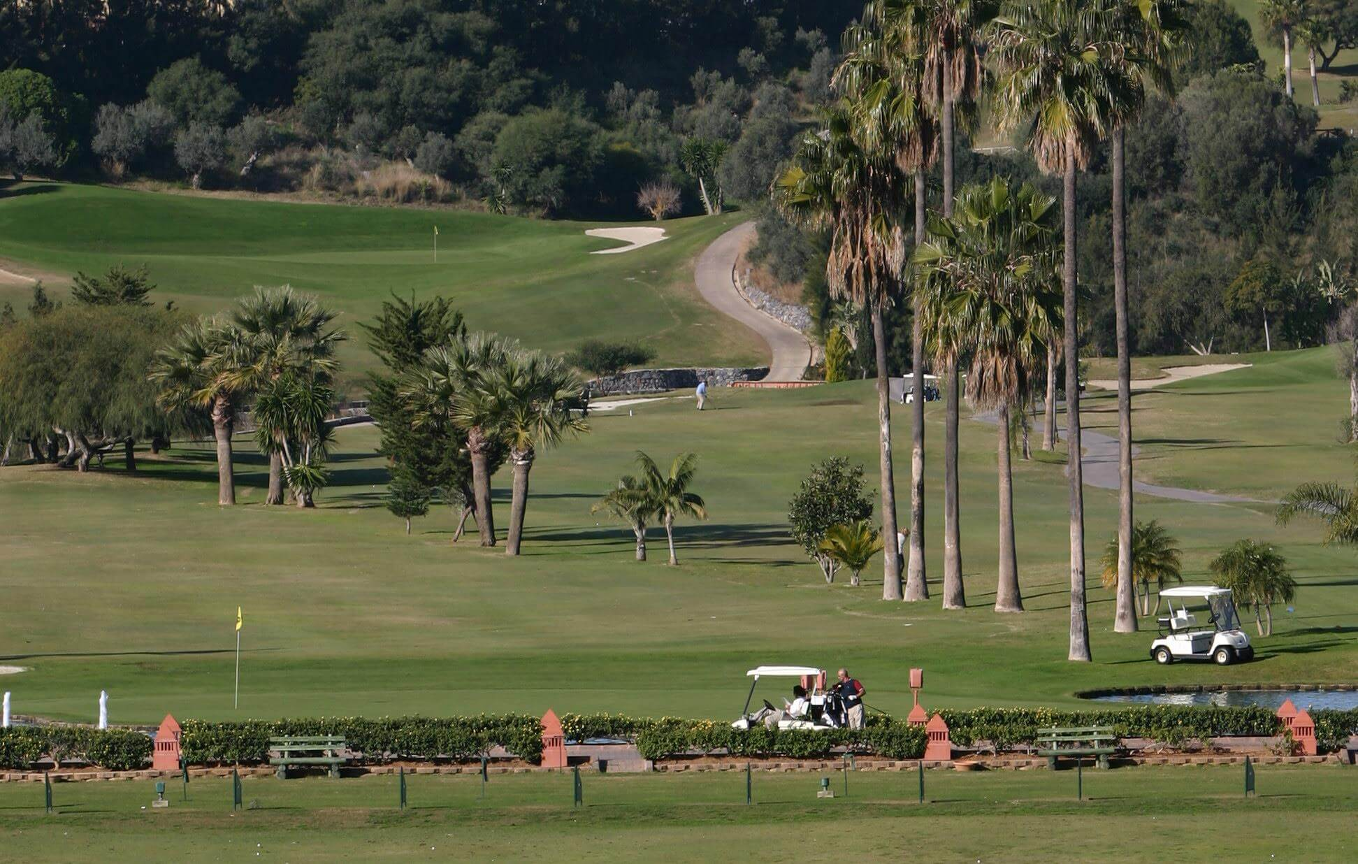 Santa Clara Golf, Marbella