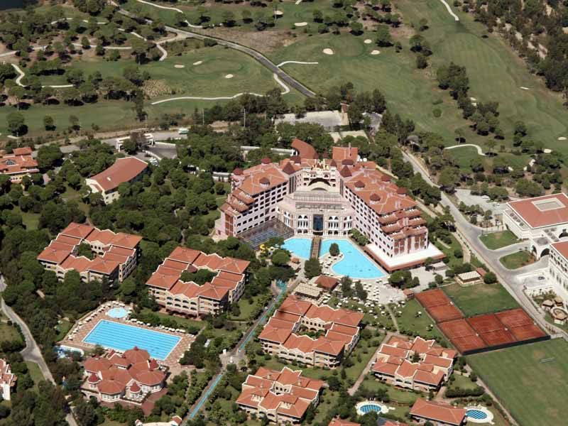 TURKEY - ALL INCLUSIVE - 5* Sirene Golf Resort