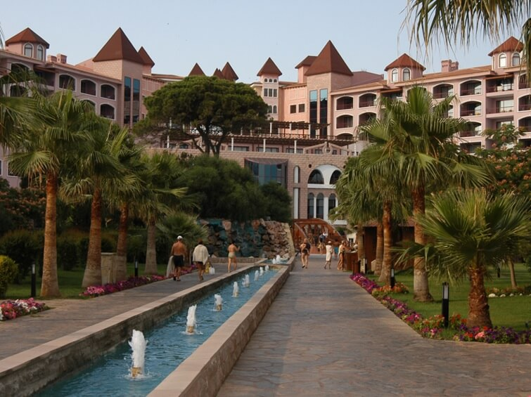 TURKEY – ALL INCLUSIVE – 5* Sirene Golf Resort
