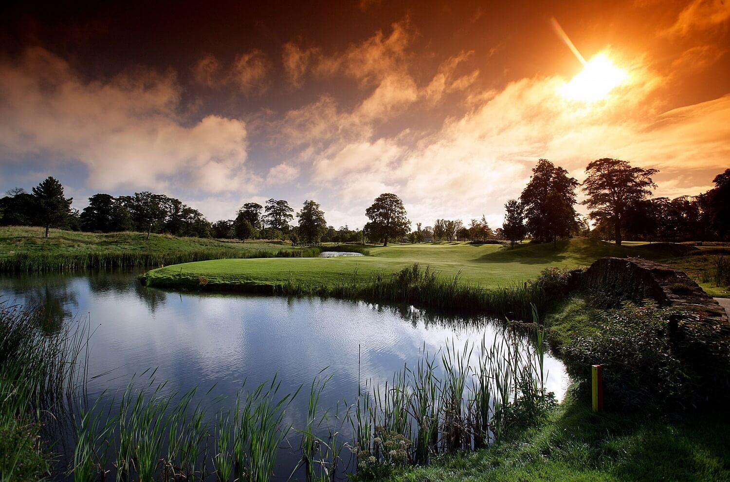 The K Club Golf Resort, Kildare