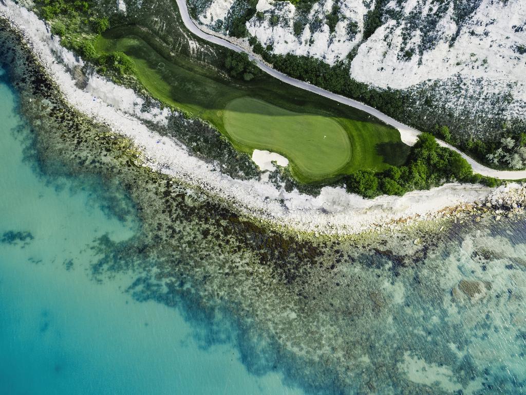 Thracian Cliffs Golf, Balchik