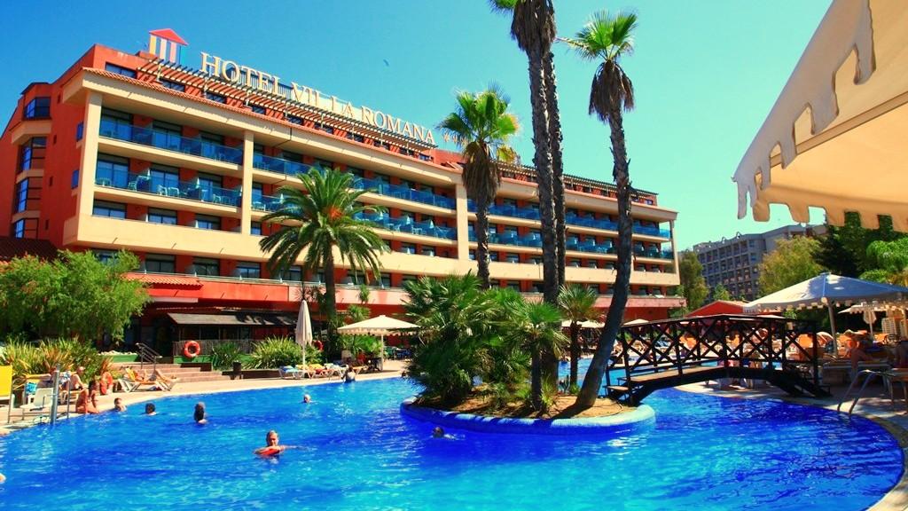 SALOU - 4* Vil-la Romana Hotel