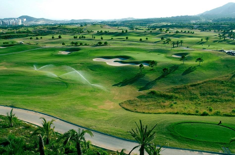 Villaitana Golf, Benidorm