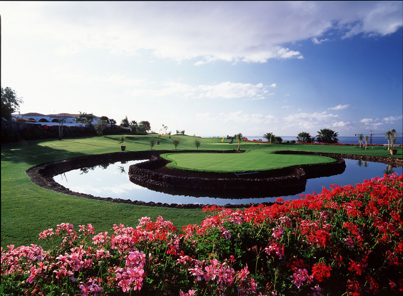Amarilla Golf, Golf Del Sur