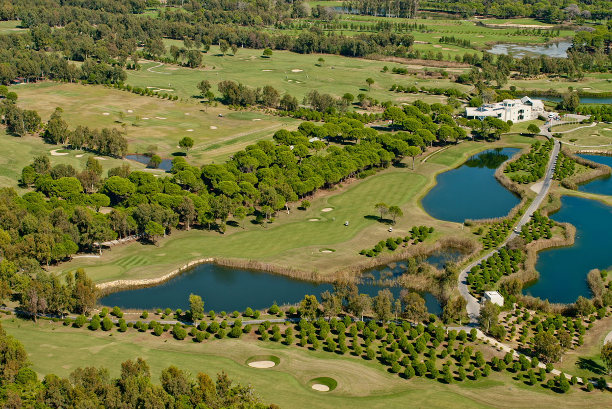 Antalya Golf Club (Pasha & PGA Sultan), Belek