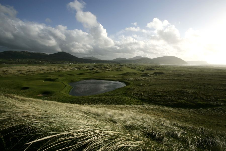 ballyliffin golf club 6