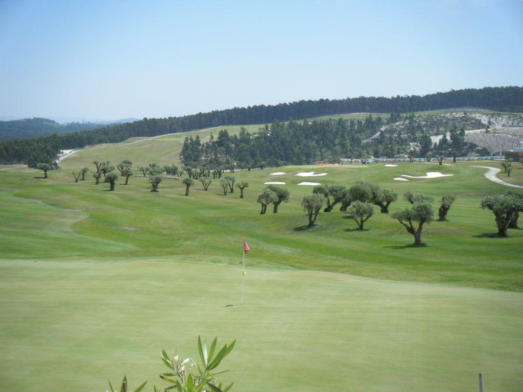 Bom Successo Golf, Lisbon